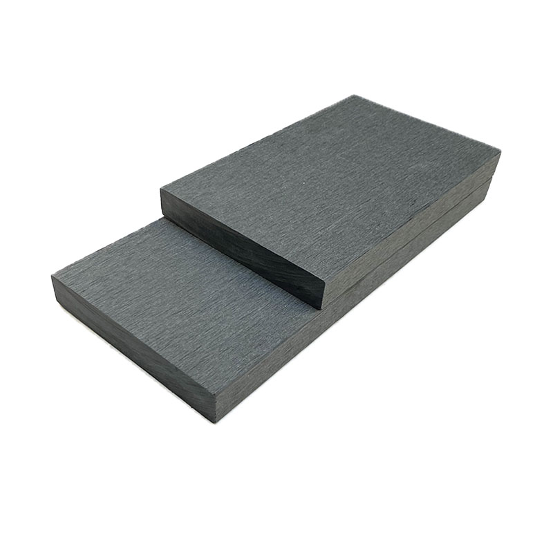 Building Material WPC Solid Decking