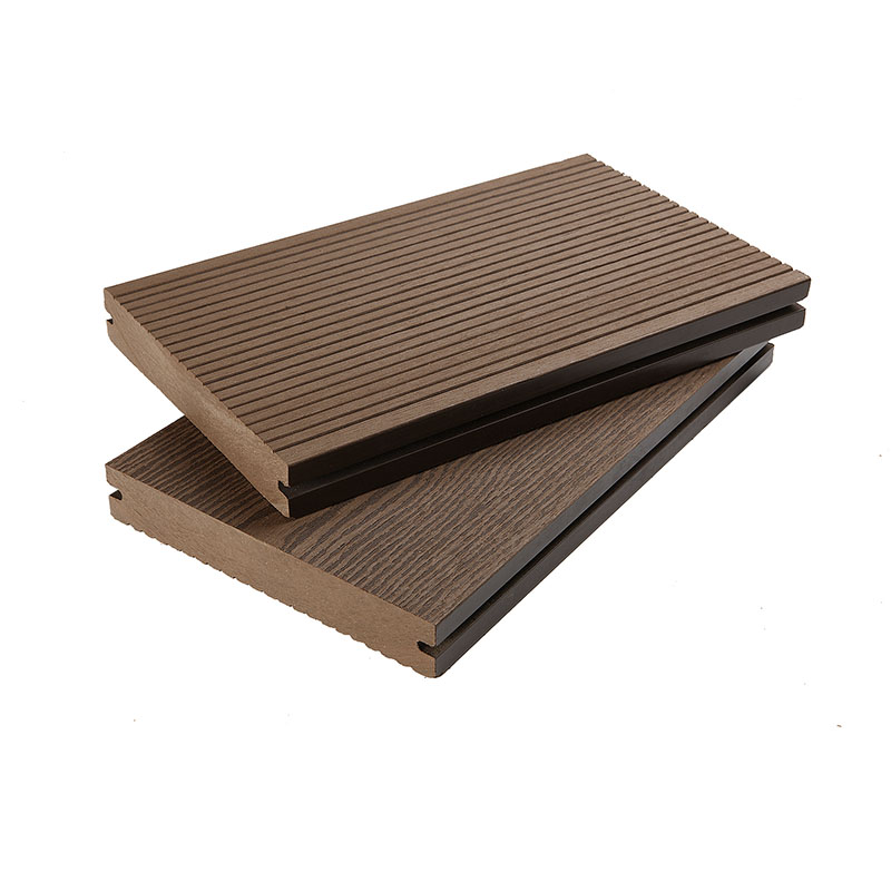 Hot Sale High Quality WPC Solid Outdoor Decking