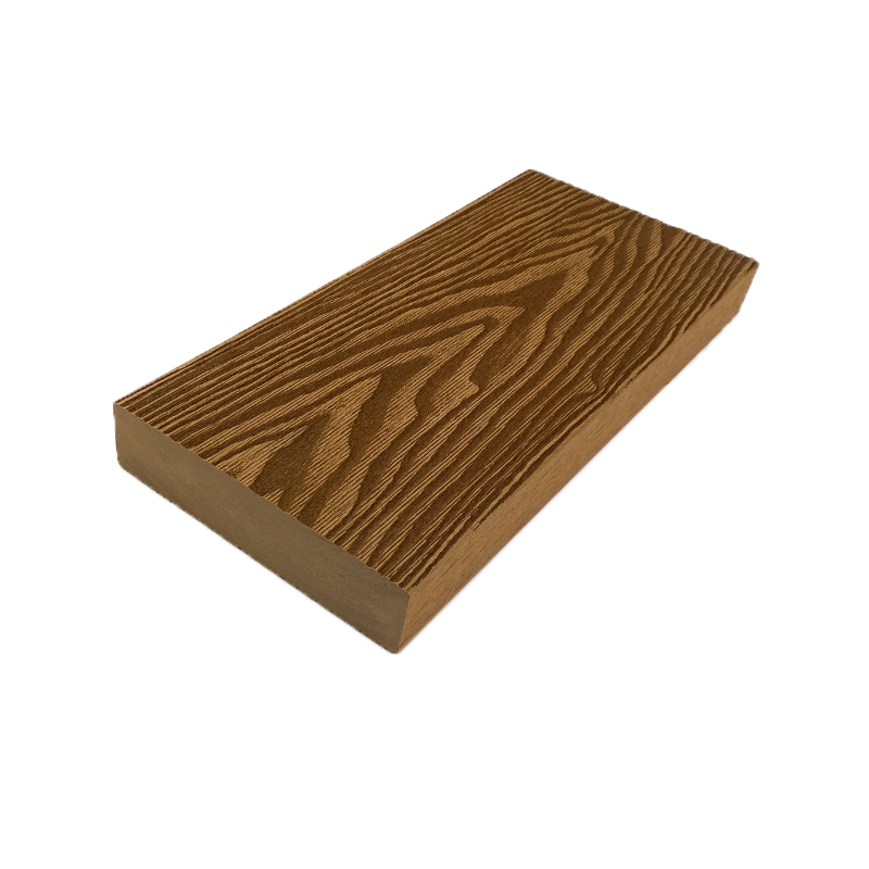 WPC Solid Board Decking