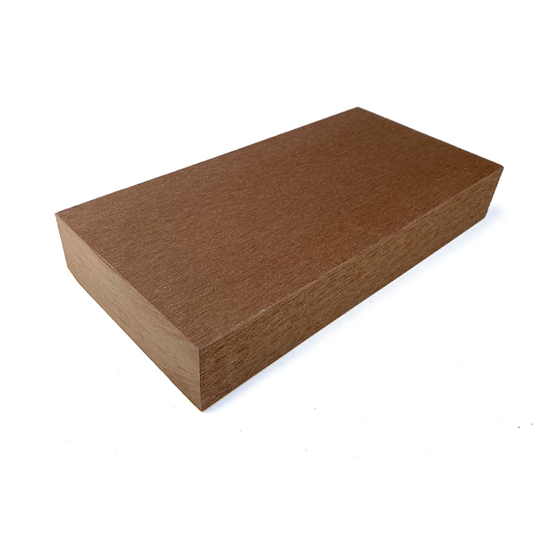 WPC Solid Core Composite Outdoor Decking