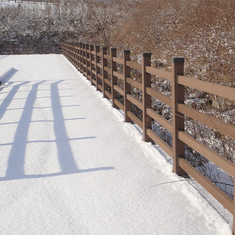 Wood Plastic Composite Railing