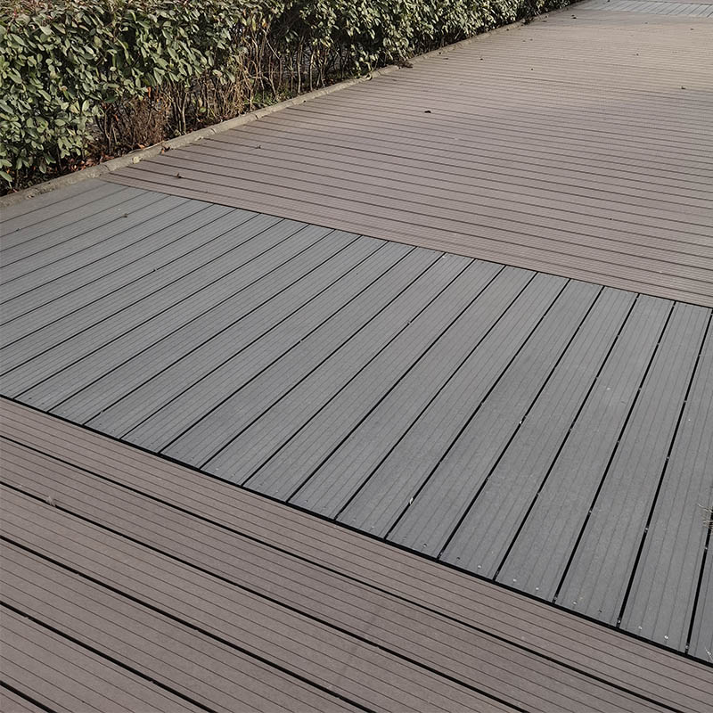 100% Recycled Decking
