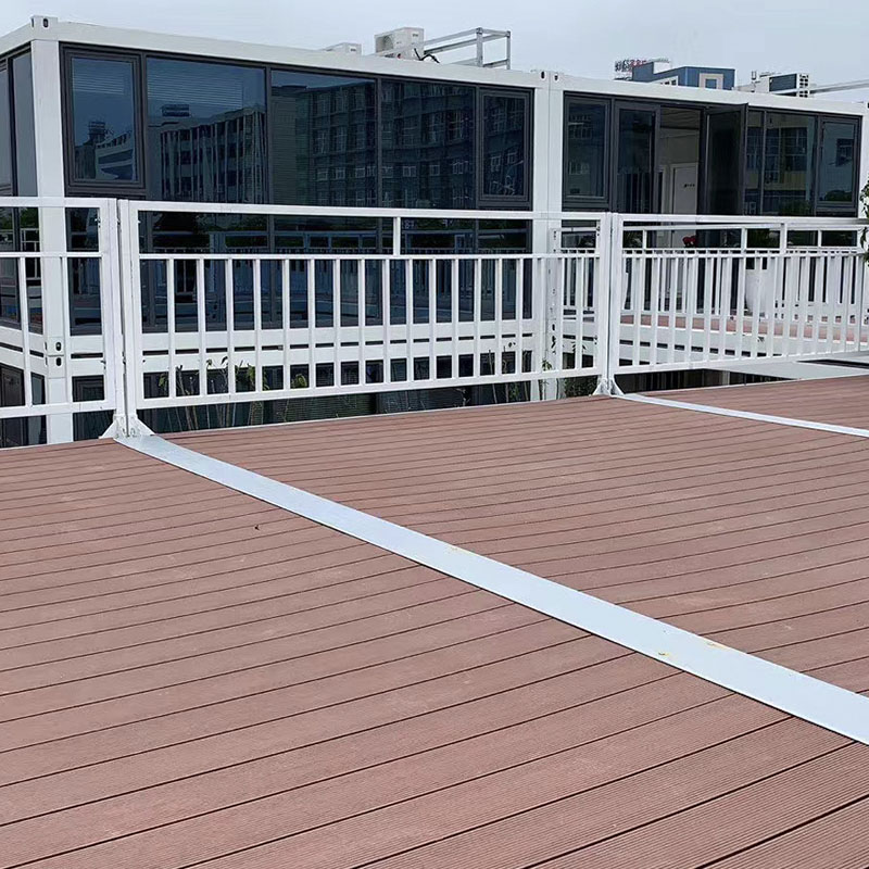 Composite Decking For Commercial