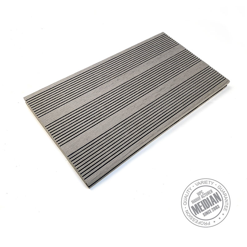 Fireproof Solid Composite Decking Board