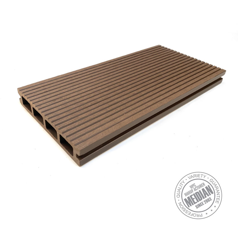 Hot Sale  WPC Hollow Outdoor Decking
