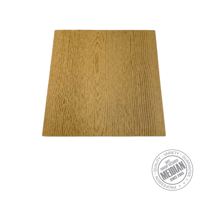 WPC Thin Outdoor Decking Easy Maintenance