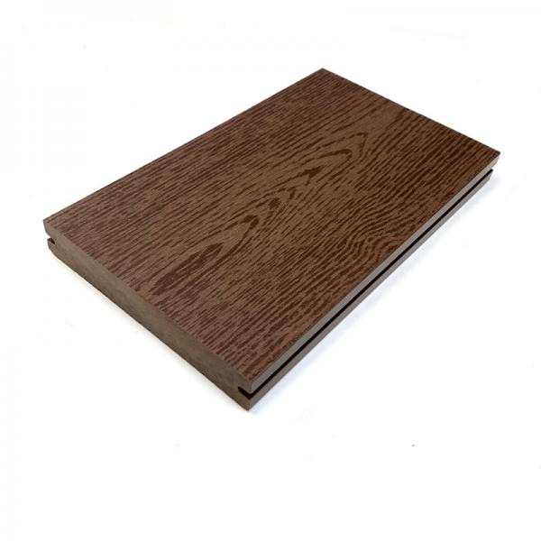 High Pressure Resistant Wood WPC Decking