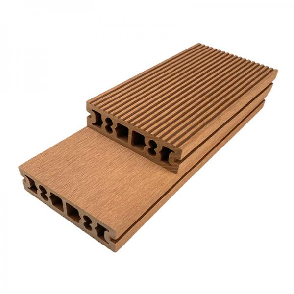 High Quality Hot Sale WPC Hollow Outdoor Decking