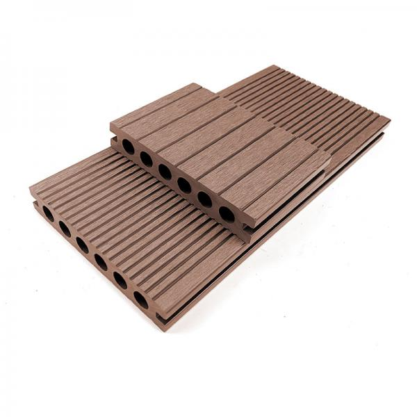 Hot Sale WPC Hollow Decking
