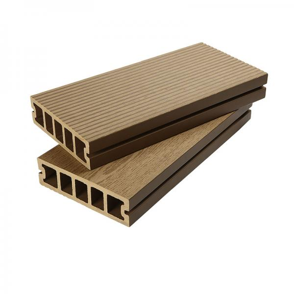 Outdoor WPC Hollow Decking Board With Good Price