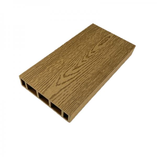 WPC Outdoor Hollow decking Board Easy Maintenance