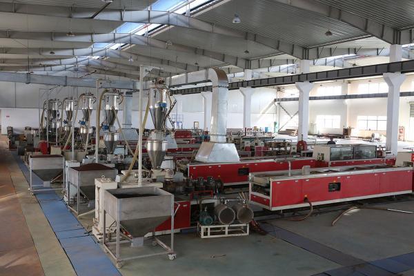 MEIDIAN WPC Composite Decking Manufacturer