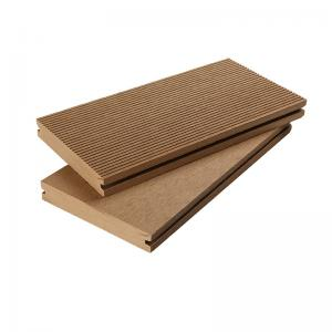 Hot Sale Outdoor WPC Solid Decking