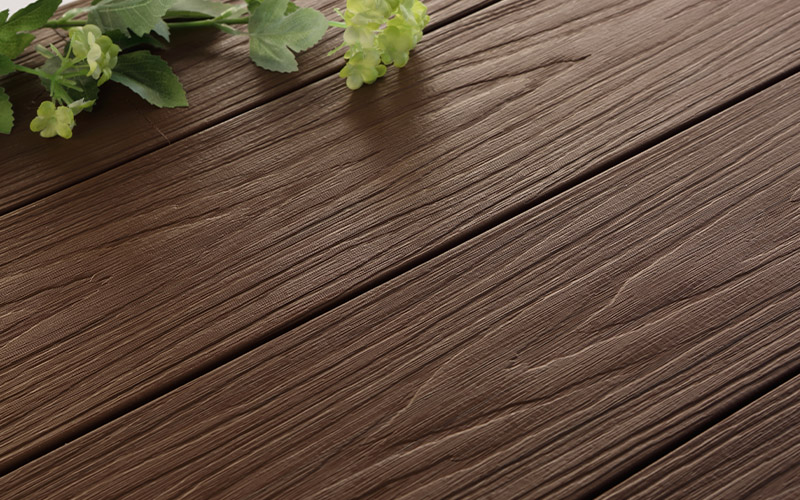 What is co extruded decking?