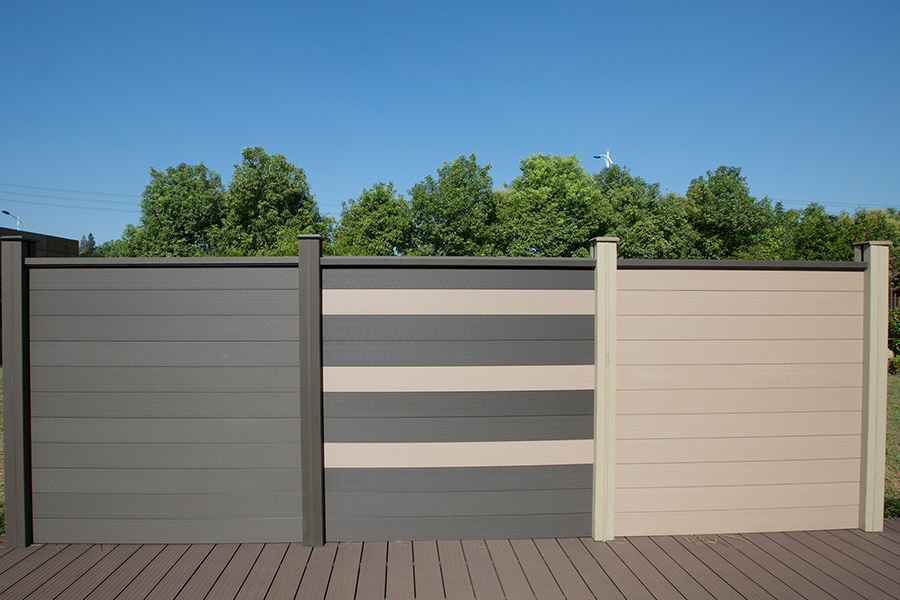 What is WPC Composite Fence Advantages