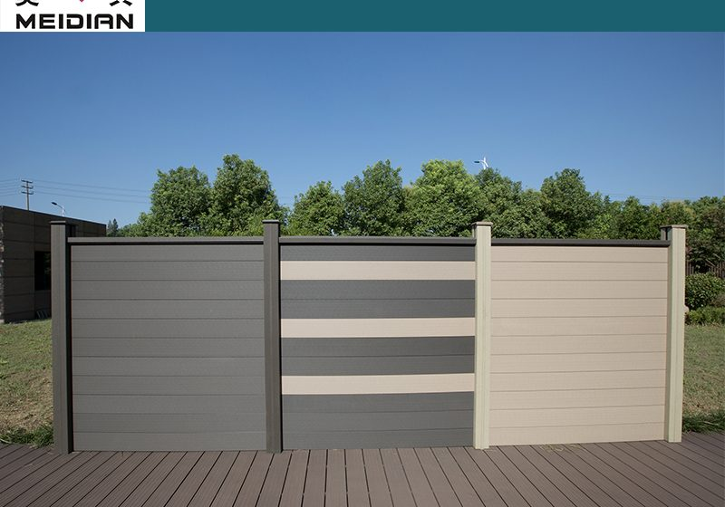 Composite fence & composite fence gates|Manufacturer in China