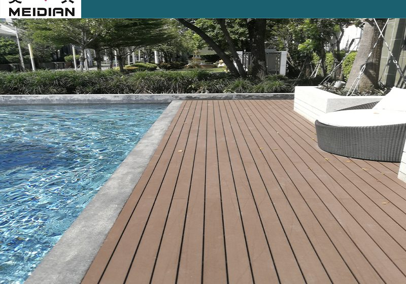 Composite Decking WPC Decking In Europe