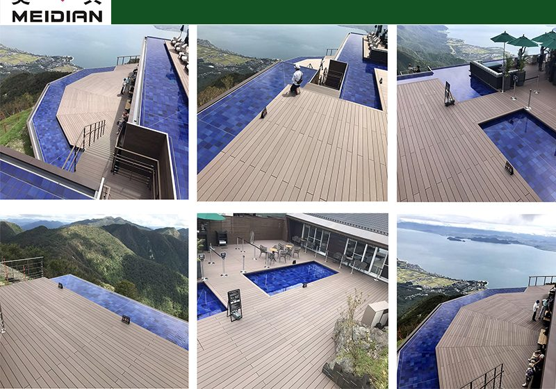 Good composite decking China with Cheap price