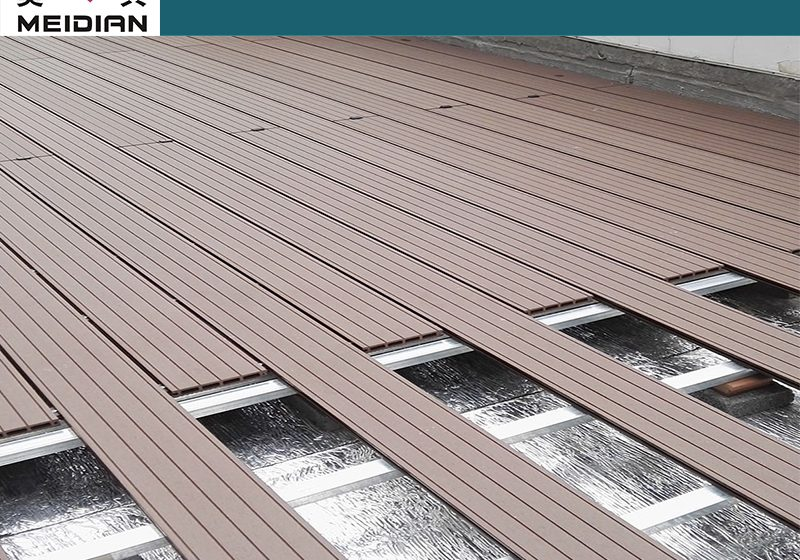 Why choose Meidian composite decking