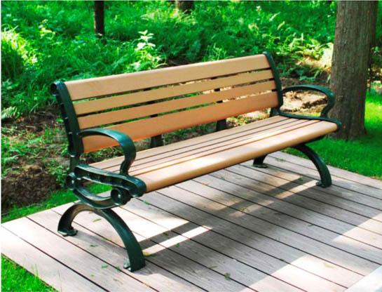 WPC Garden Bench Slats